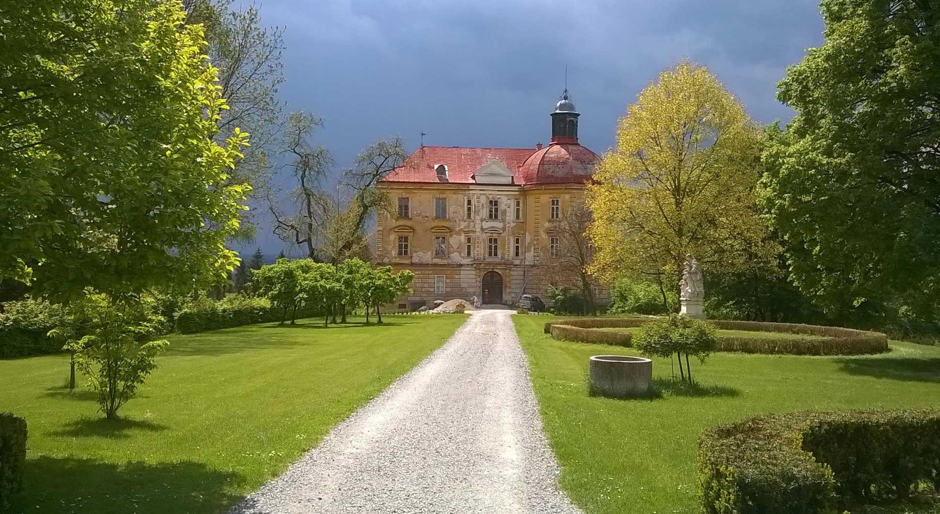 Park Castle Hornegg