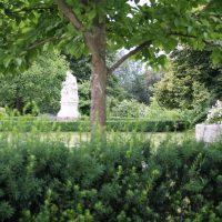 Madonnengruppe Veit Königer Schlosspark Hornegg