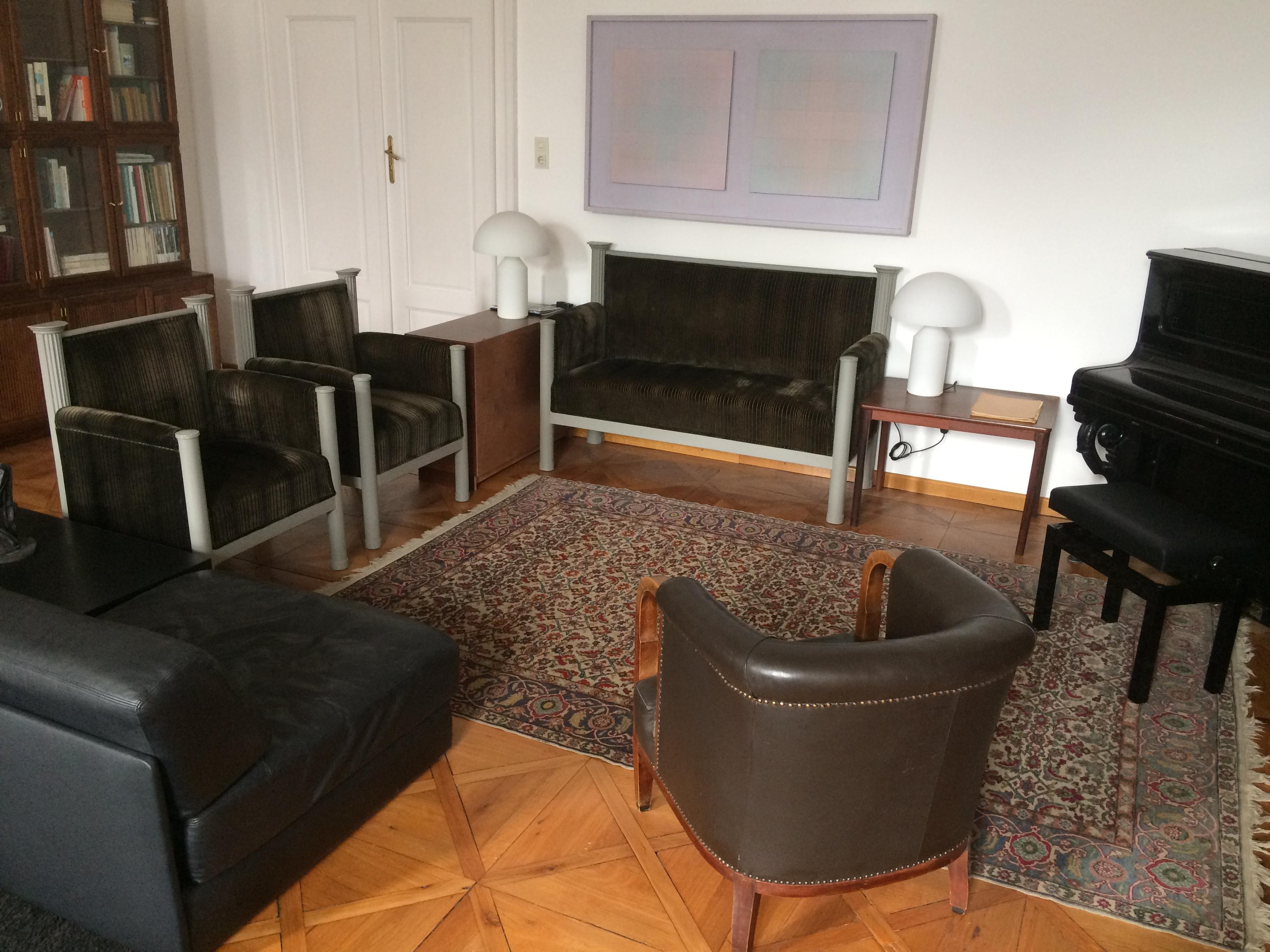 Innenräume Atelier Tornquist