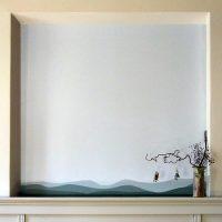 Illusionsraum Tornquist Gartengestaltung Trompe-l-oeil